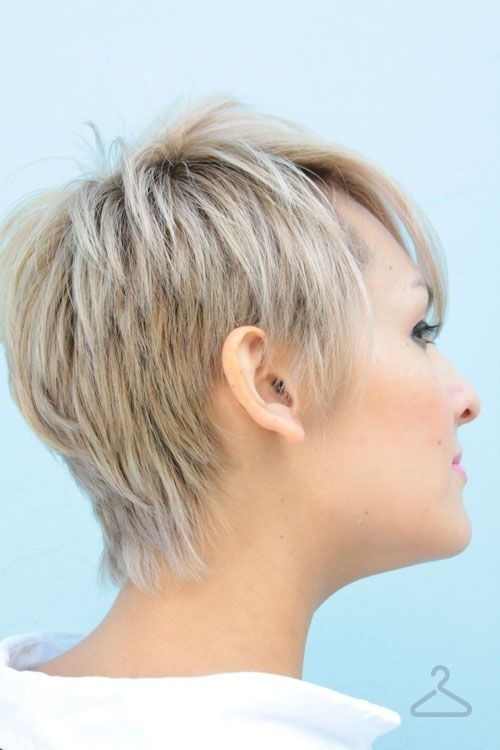 Back View Short Haircuts For Women - Haircuts + Hairstyles ...  Back View Short...