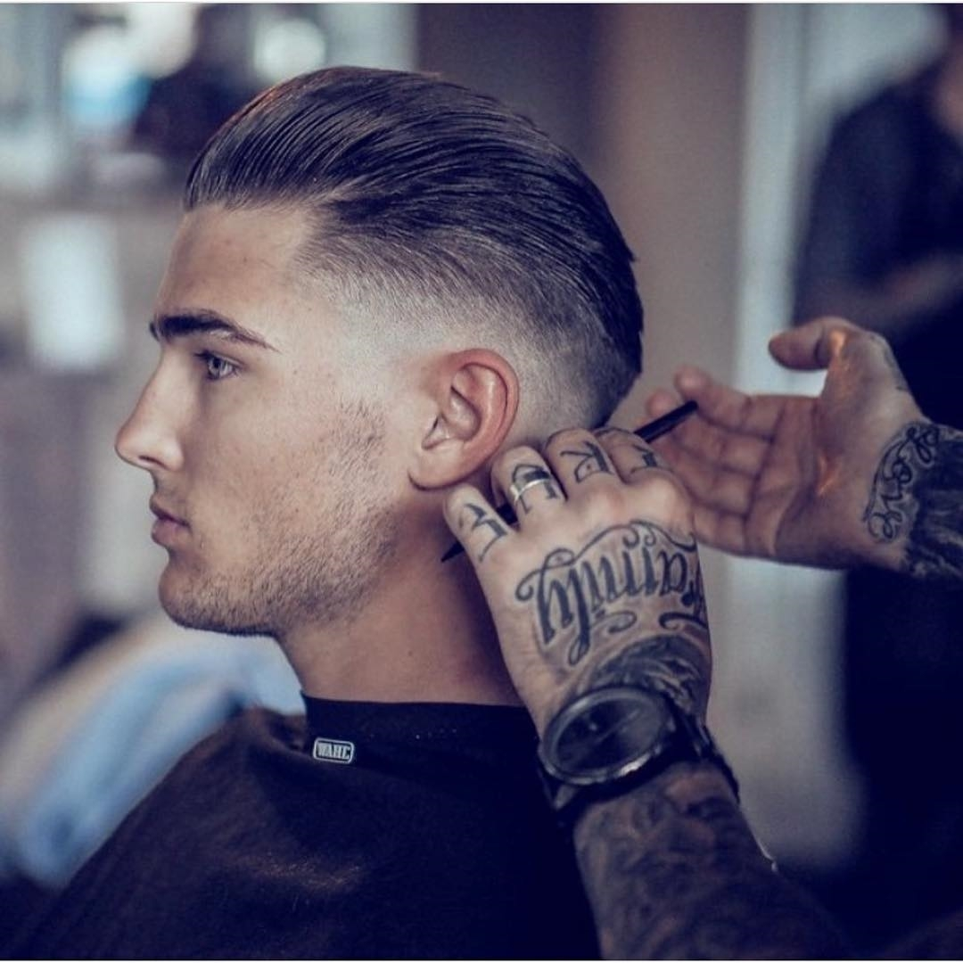 Best Men Hairstyles 2018 - Haircuts + Hairstyles 2018