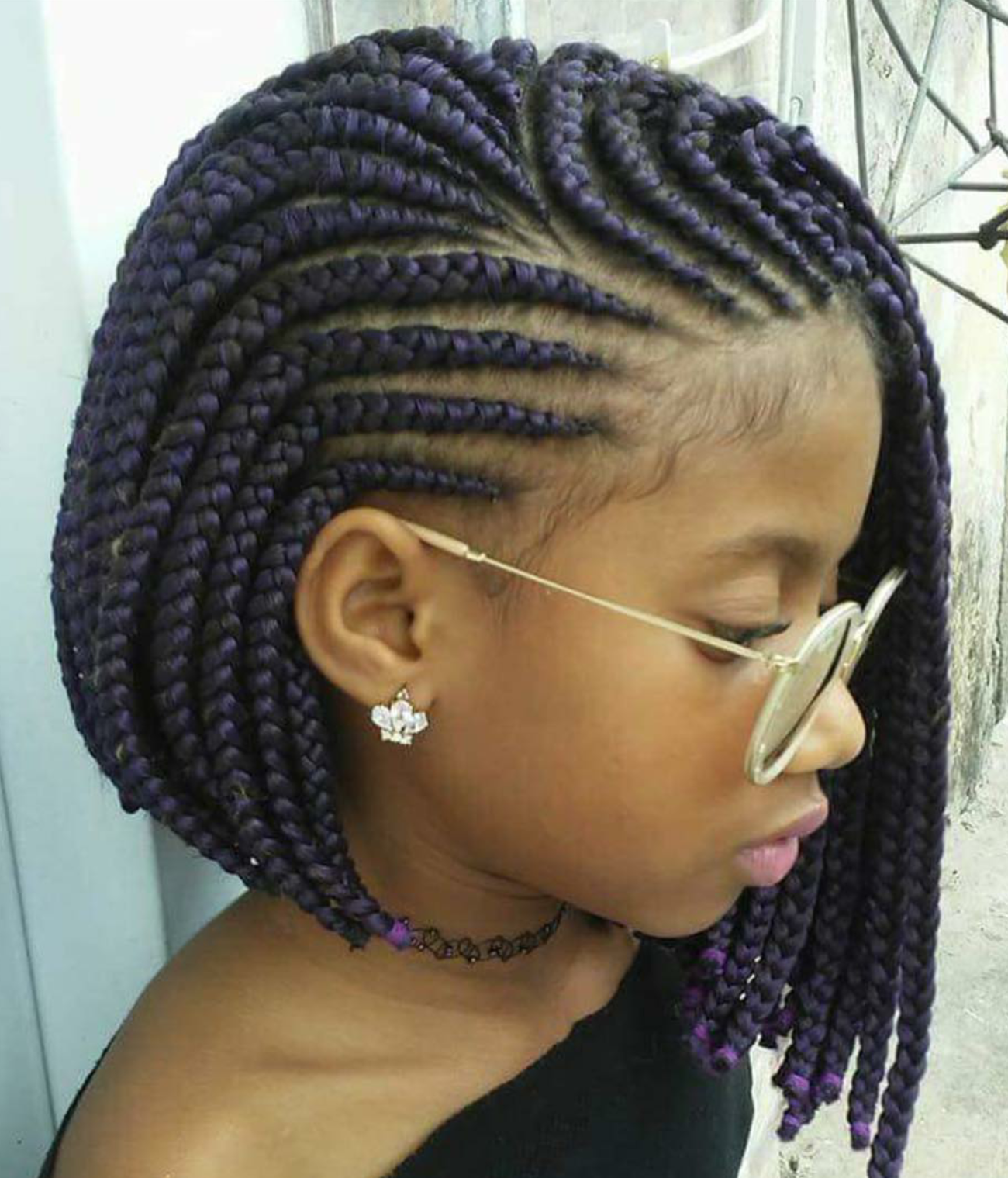 Cornrow Braid Hairstyles 12 Haircuts Hairstyles 2018