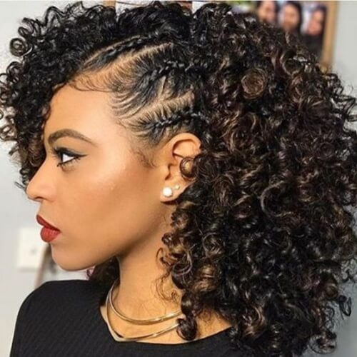 Curly Hairstyles 2018 5