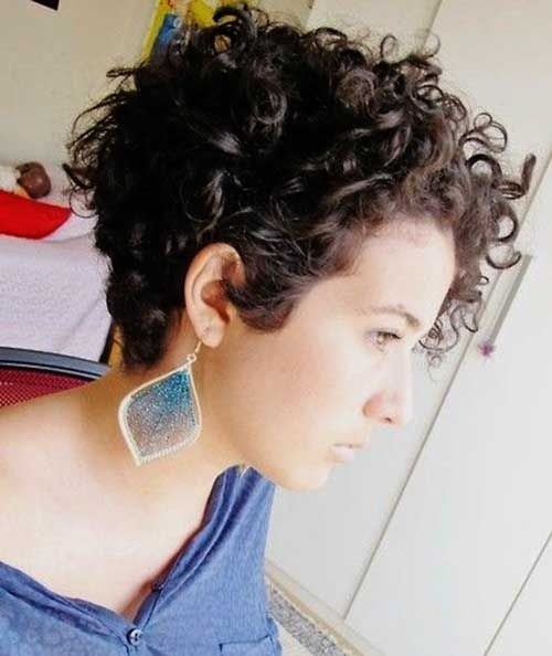 Very Good Brief All Natural Curly Haircuts Short Haircuts 2016 Short Curly Haircuts 2016