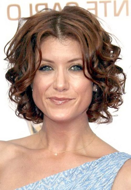 Curly Hairstyles For Short Hair 5
