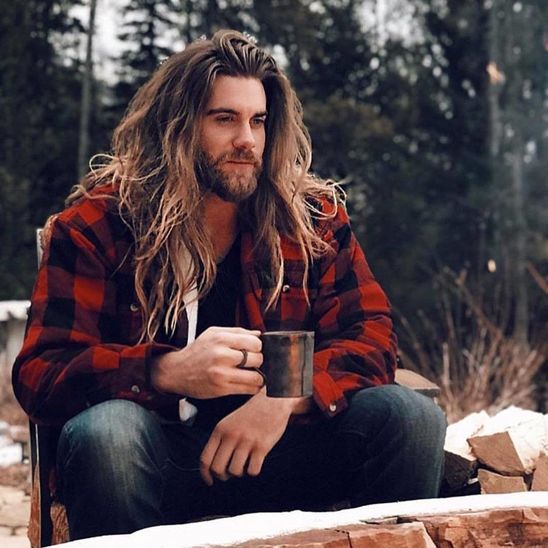 Long Hair Men 2018 Haircuts Hairstyles 2018