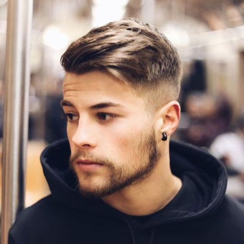 Styling Mens Hair Best 25 Fine Hair Men Ideas On Pinterest  Mens Hairstyles Fade .