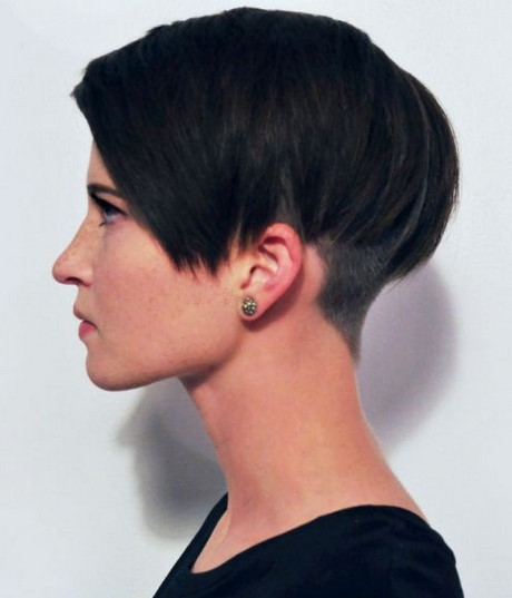 Pixie Cuts For Thick Hair 41 Haircuts Hairstyles 2018