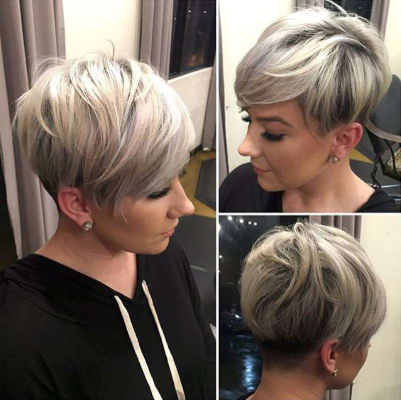 Emejing Pictures Of Short Hairstyles For Women Photos - Styles ...