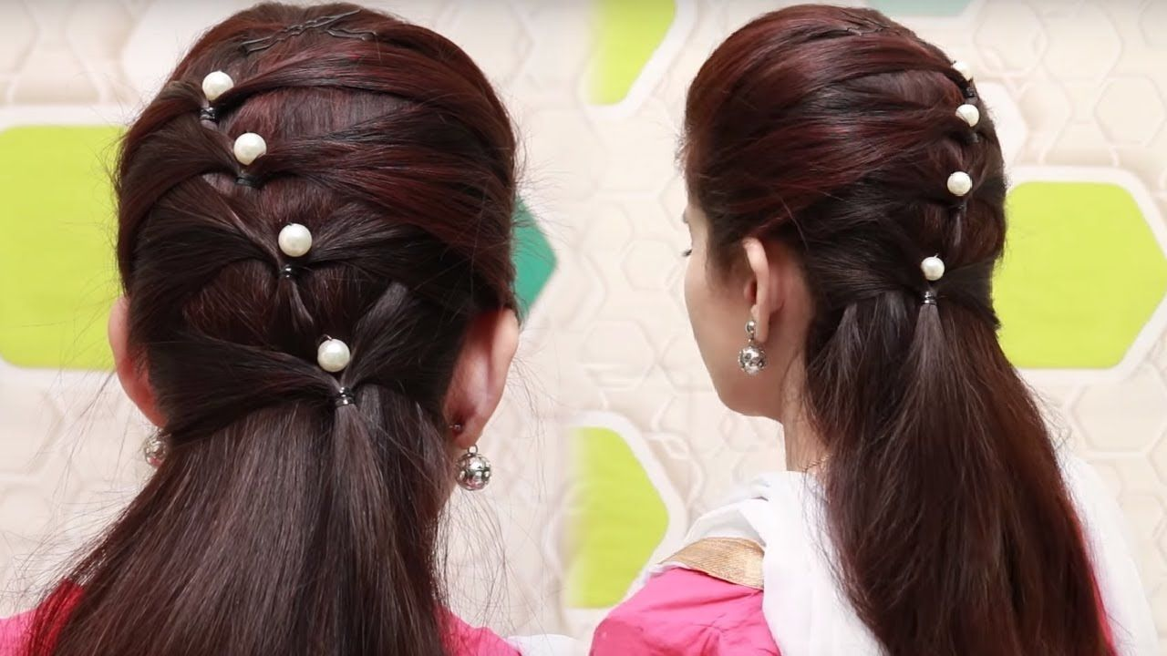 New Hairstyle 2018 Girl Simple Hairstyles