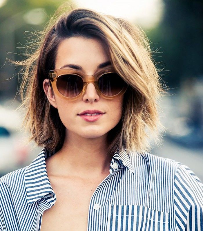 The 25+ best Bobs for thick hair ideas on Pinterest   Bob ...