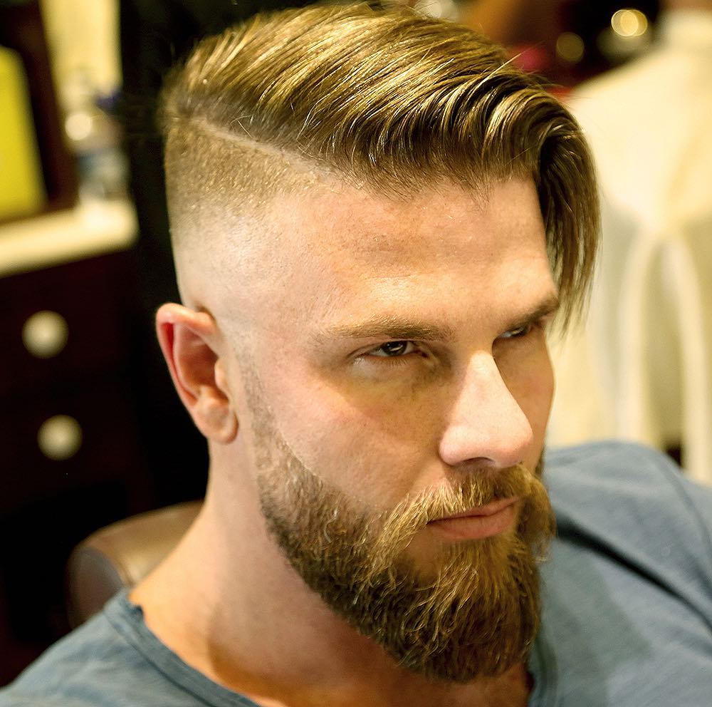 Undercut Hairstyles For Men 2018 43 Haircuts