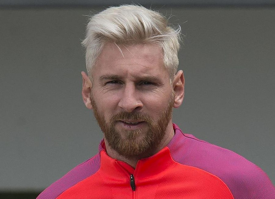 Messi Haircut 2018