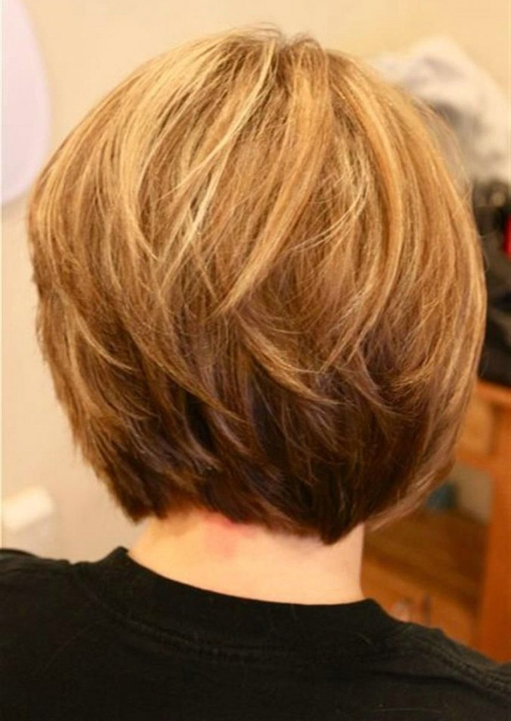 Back View Short Haircuts 16