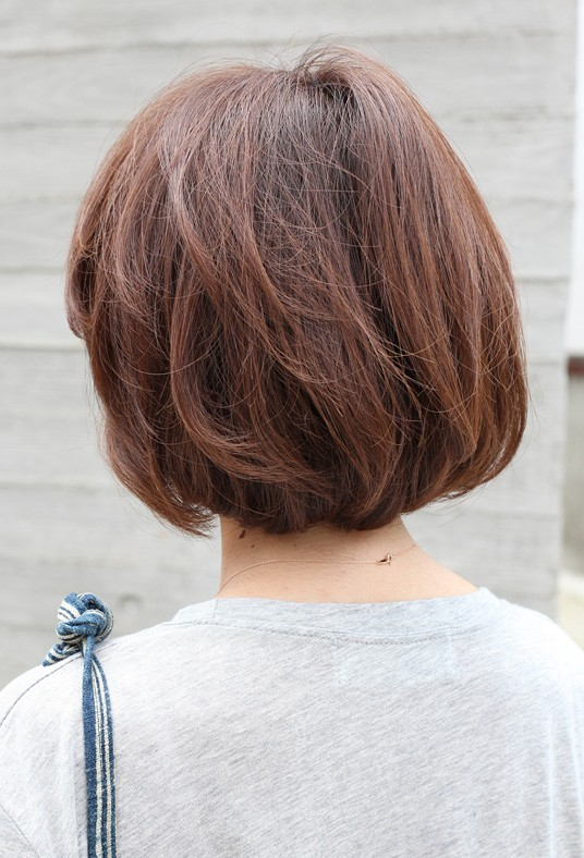 Back View Short Haircuts 29
