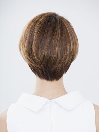 Back View Short Haircuts 5