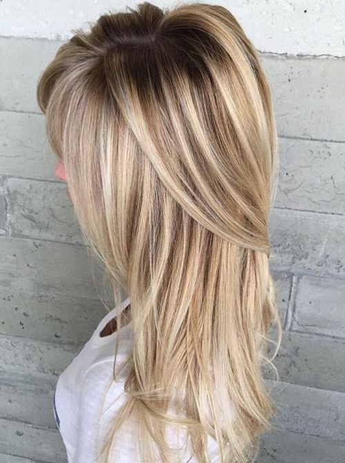 Blonde Hairstyles 2018 30 Haircuts Hairstyles 2018