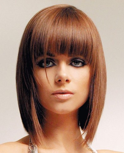 Bob Hairstyles With Bangs 2018 10