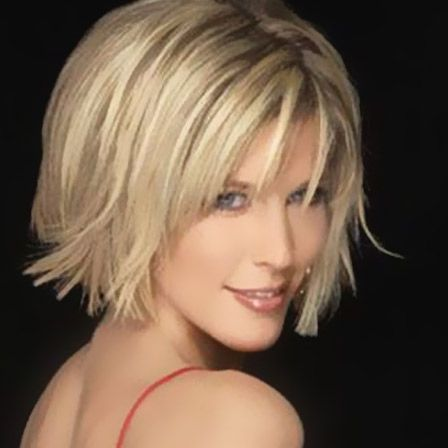 Bob Hairstyles With Bangs 2018 20