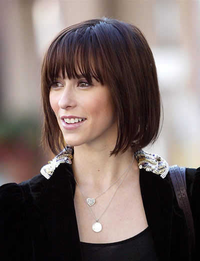 Bob Hairstyles With Bangs 2018 22