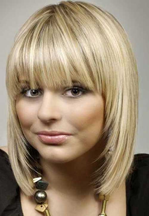 Bob Hairstyles With Bangs 2018 25
