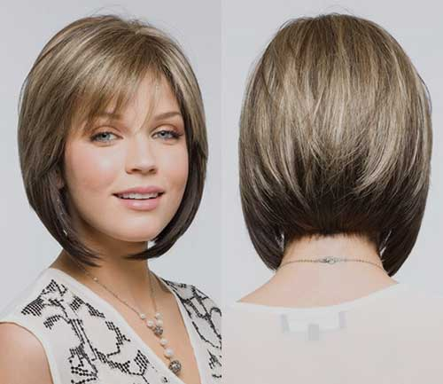 Bob Hairstyles With Bangs 2018 4
