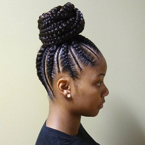 Braid Hairstyles For Black Women 10