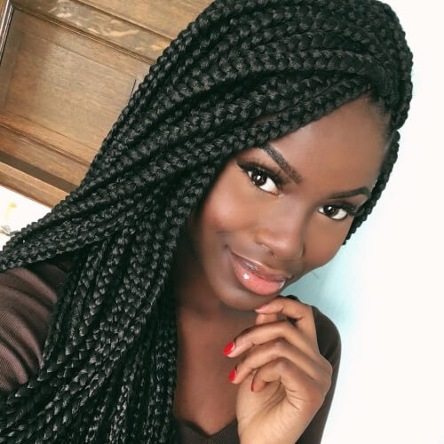Braid Hairstyles For Black Women 15 Latest Bob Ghana Weaving Hairstyle