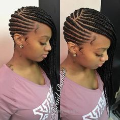 Braid Hairstyles For Black Women 23