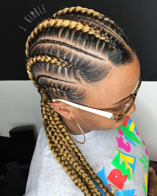 Braid Hairstyles For Black Women 5