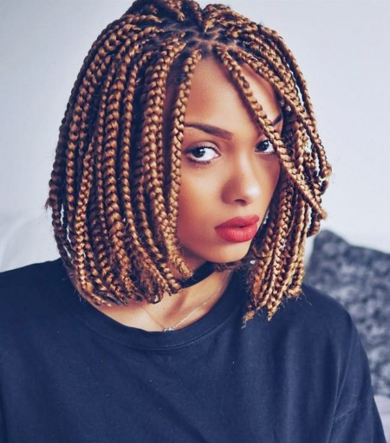 Braid Hairstyles For Black Women 6