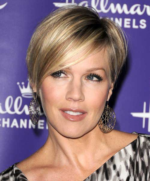 Celebrity Short Haircuts 2018 19