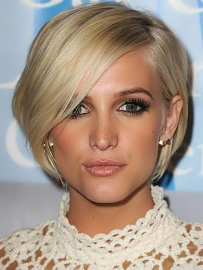Celebrity Short Haircuts 2018 6