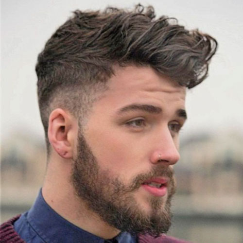 Cool Hairstyles for Men 2018 - Hairstyles Fashion and Clothing