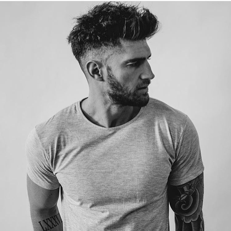 Cool Popular Hairstyle For Men 2018
