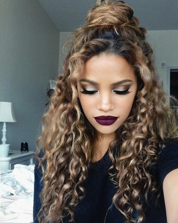 Curly Hairstyles 2018 0