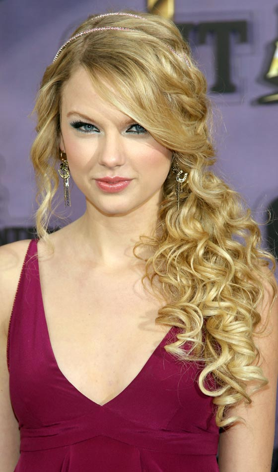 Curly Hairstyles For Long Hair 5