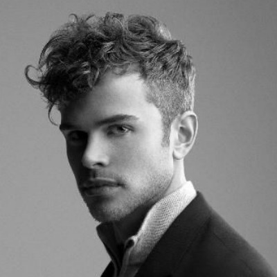 Curly Hairstyles For Men 2018 1