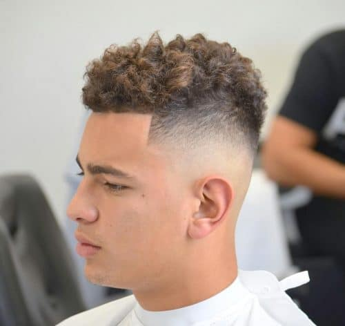 Curly Hairstyles For Men 2018 4