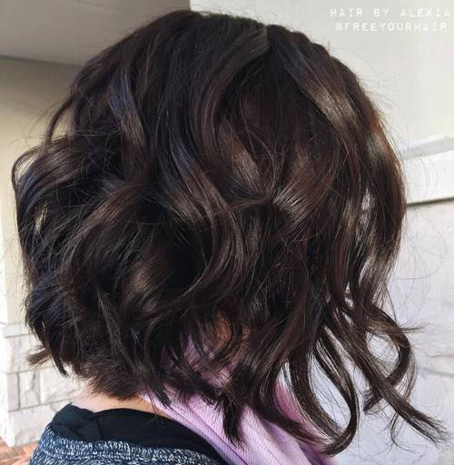 Curly Hairstyles For Short Hair 10