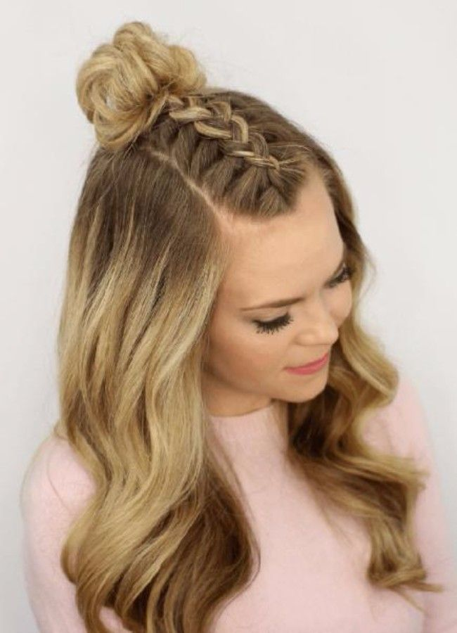 Cute Hairstyles For Girls 19