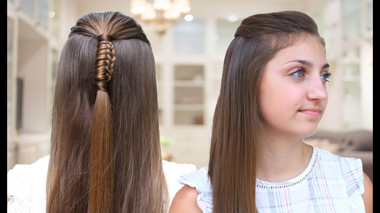 Cute Hairstyles For Girls 23