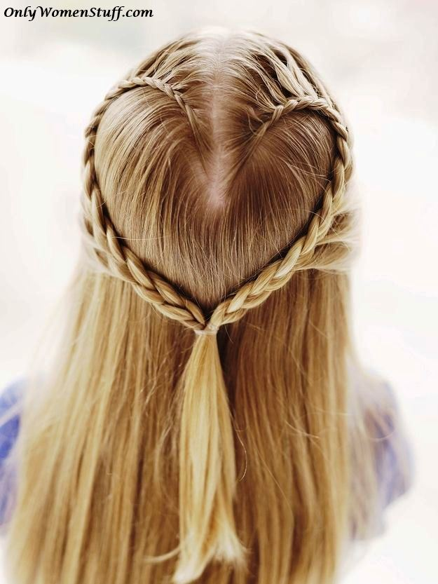 Cute Hairstyles For Girls 24