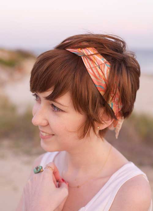 Cute Short Haircuts 13