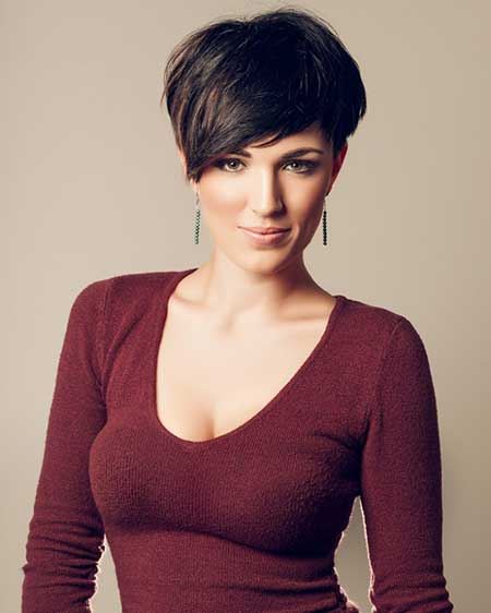 Cute Short Haircuts 23