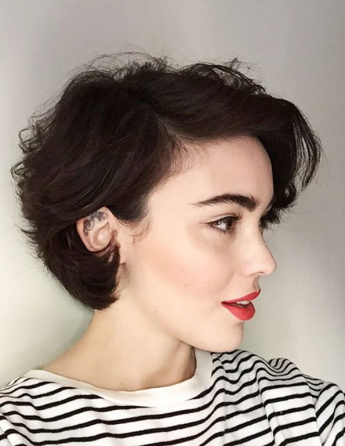 Cute Short Haircuts 9