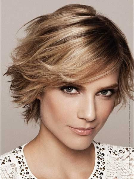 Cute Short Haircuts For Girls 19