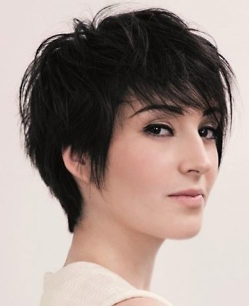Cute Short Haircuts For Girls 23