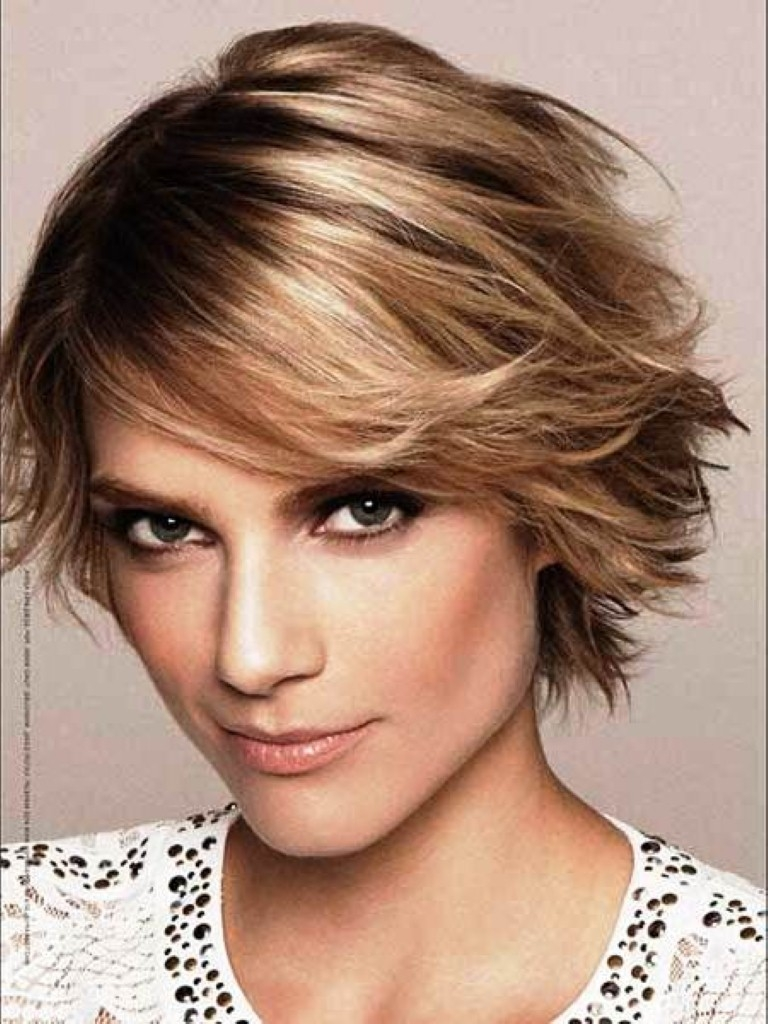 Layered Short Haircuts For Girls Cute Short Layered Bob Haircuts Short Haircuts For Women