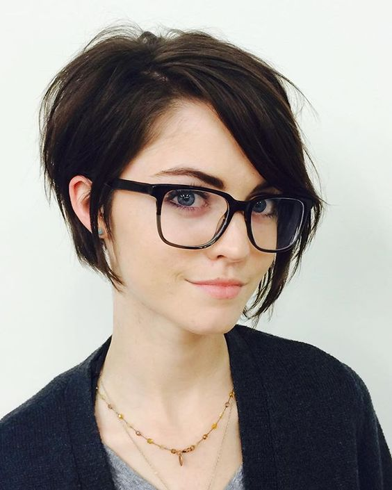 Cute Short Haircuts For Girls 30