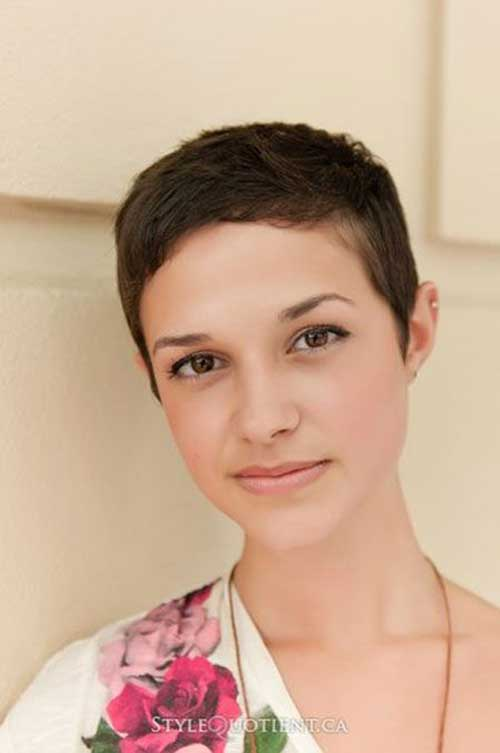 Cute Short Haircuts For Girls 32