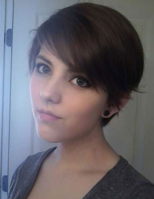 Cute Short Haircuts For Girls 33