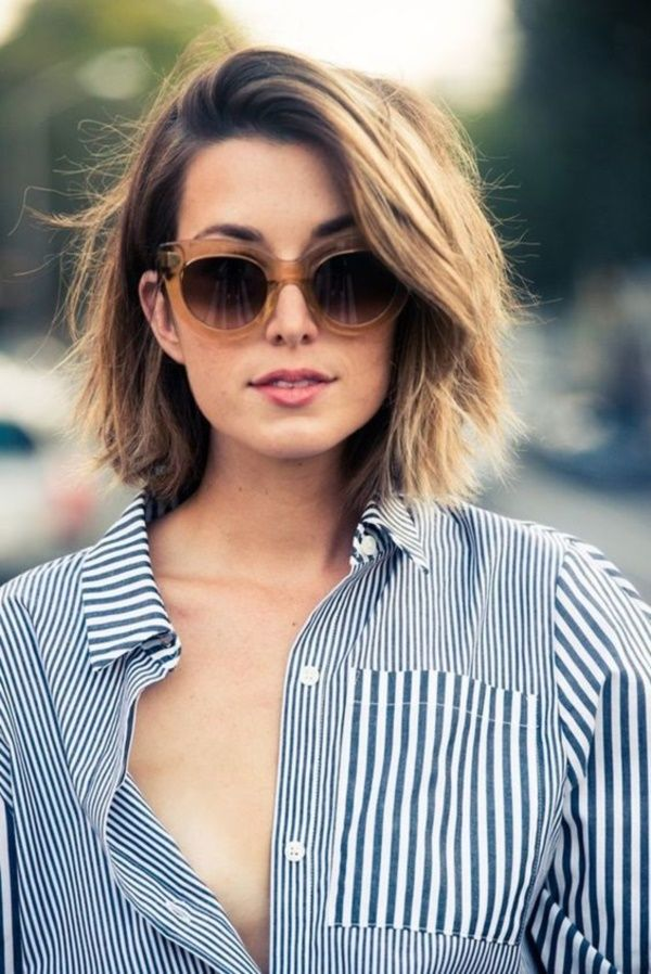 Cute Short Haircuts For Girls 34